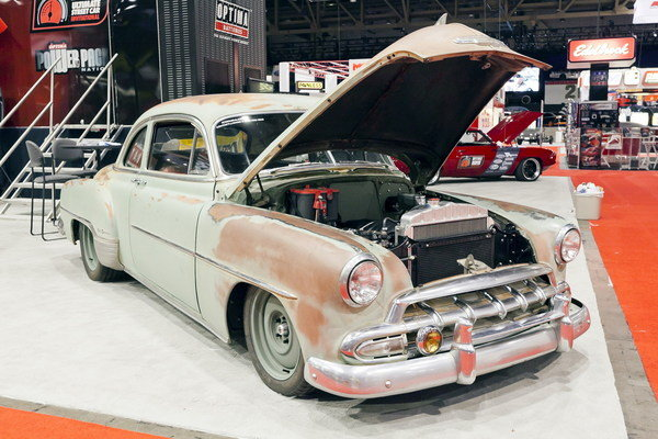 Chevrolet Derelict Business Coupe by Icon