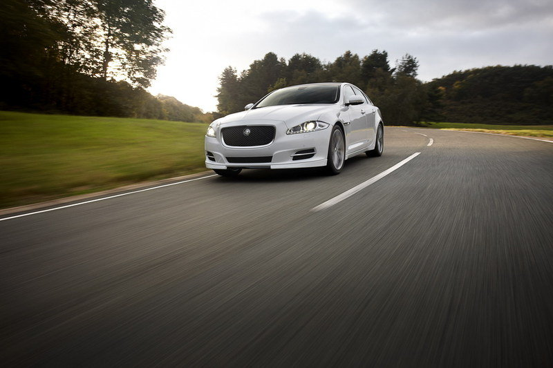 2012 Jaguar XJ Sport and Speed High Resolution Exterior - image 425234