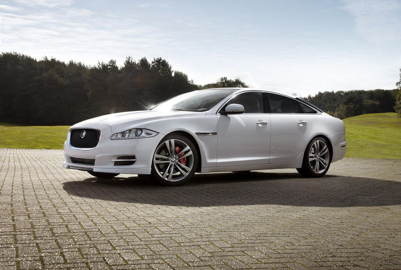 2012 Jaguar XJ Sport and Speed High Resolution Exterior - image 425225