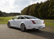 2012 Jaguar XJ Sport and Speed - image 425226