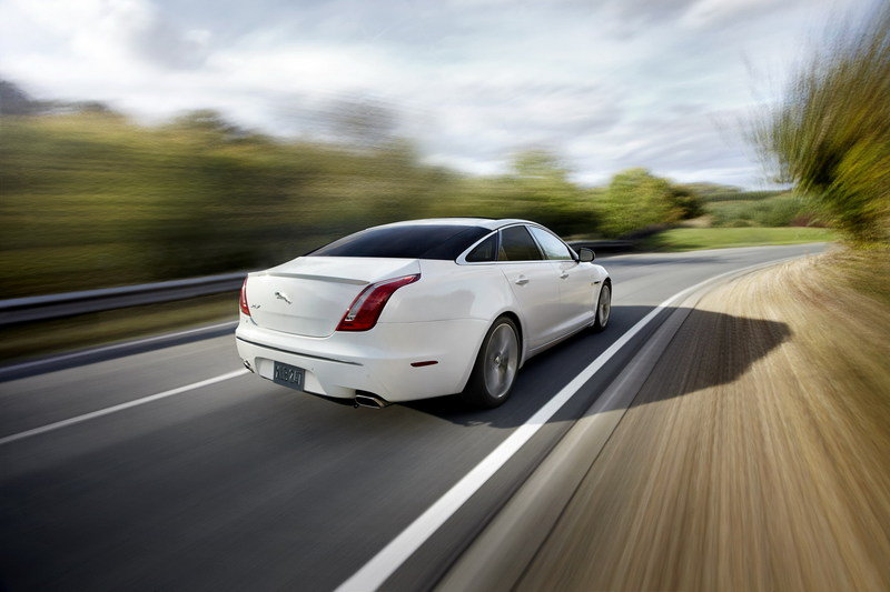 2012 Jaguar XJ Sport and Speed High Resolution Exterior - image 425230