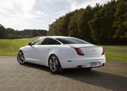 2012 Jaguar XJ Sport and Speed - image 425232