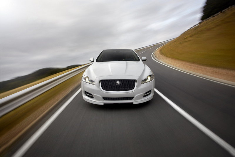2012 Jaguar XJ Sport and Speed High Resolution Exterior - image 425223