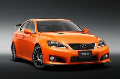 2012 Lexus IS-F Circuit Club Sport