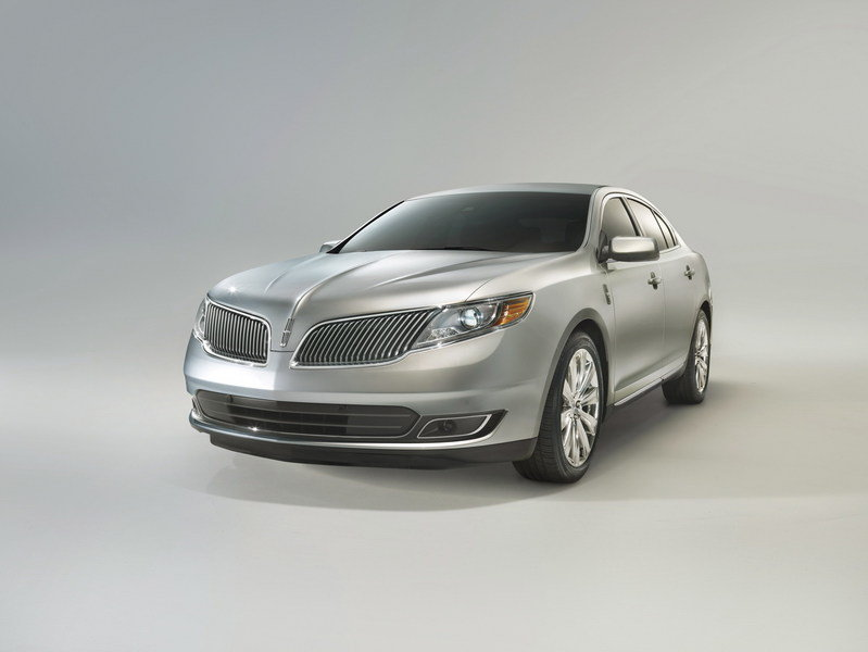 2013 Lincoln MKS | Top Speed