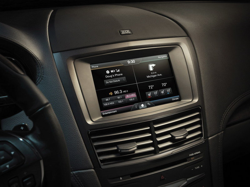 2013 Lincoln MKT | Top Speed