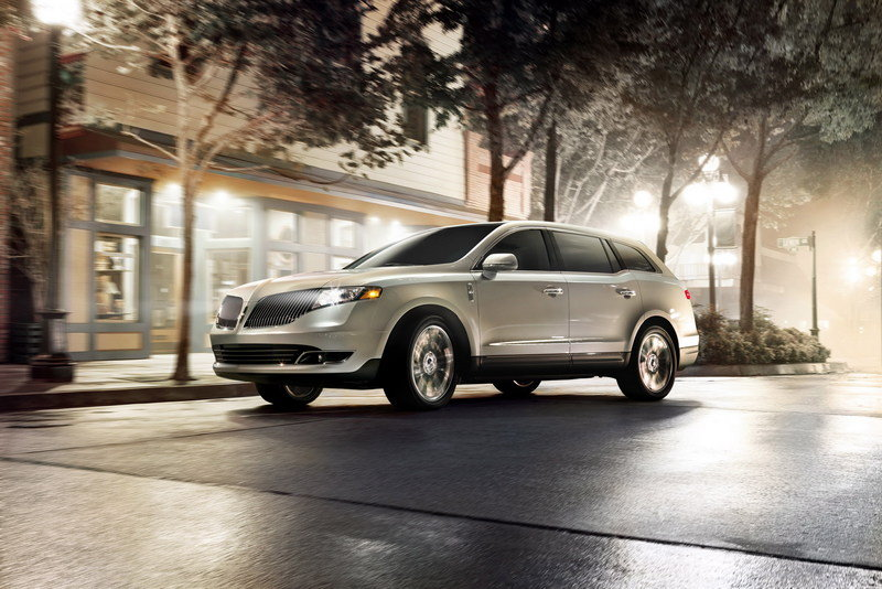 2013 Lincoln MKT High Resolution Exterior Wallpaper quality - image 426726