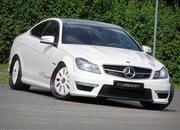 Mercedes C63 AMG Coupe by Domanig