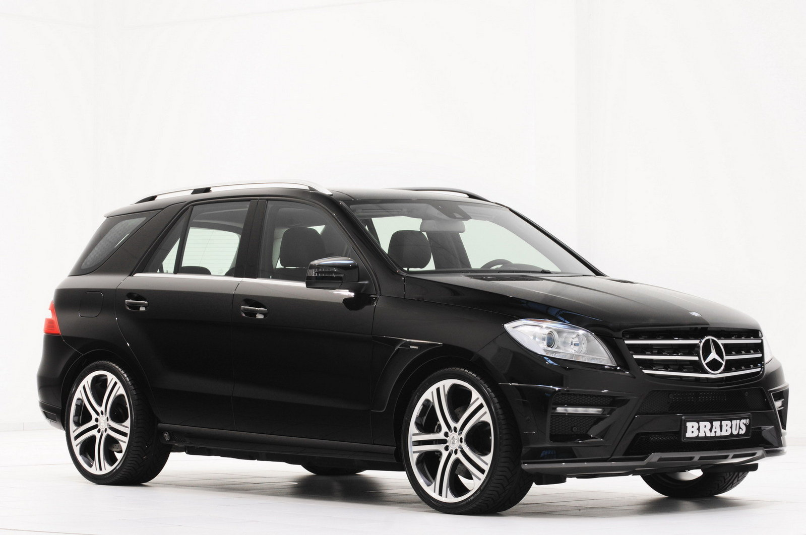 2012 mercedes ml class by brabus review top speed. Black Bedroom Furniture Sets. Home Design Ideas
