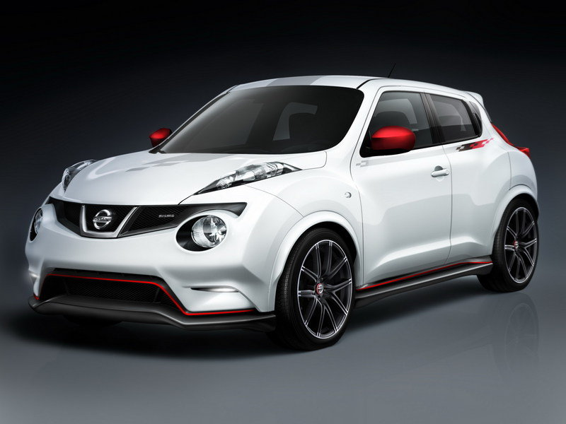 2012 Nissan Juke Nismo Concept High Resolution Exterior Wallpaper quality - image 428209