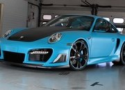 Porsche 911 Turbo GT Street R by TechArt
