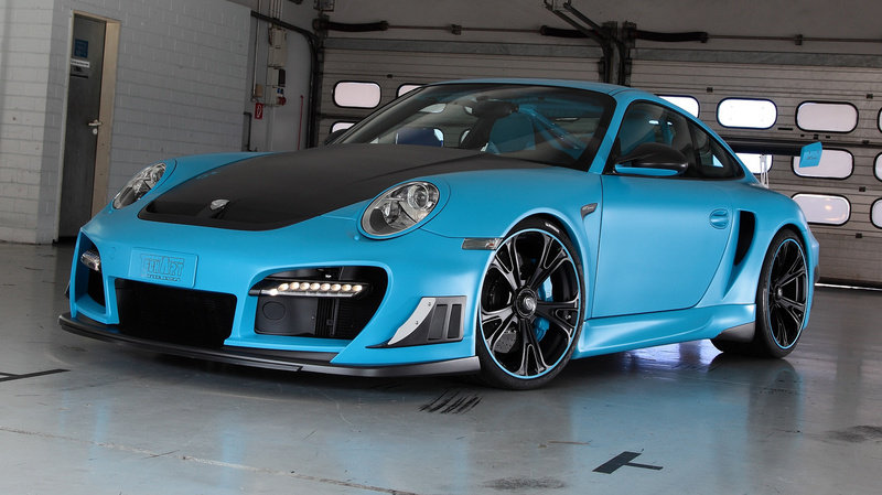 2012 porsche 911 turbo gt street r by techart review top speed. Black Bedroom Furniture Sets. Home Design Ideas
