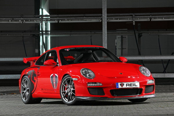 porsche 911 gt3 by reil performance picture