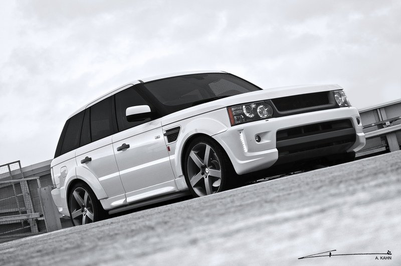 2011 Range Rover Sport RS300 Cosworth by Kahn Design
