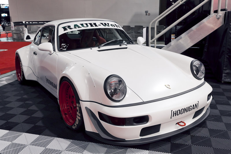 1989 - 1994 Porsche 911 Turbo Hoonigan by Rauh-Welt