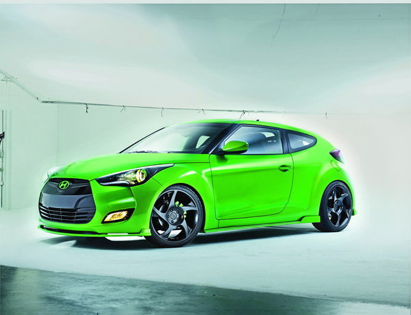 Hyundai Veloster Gaming by REMIX