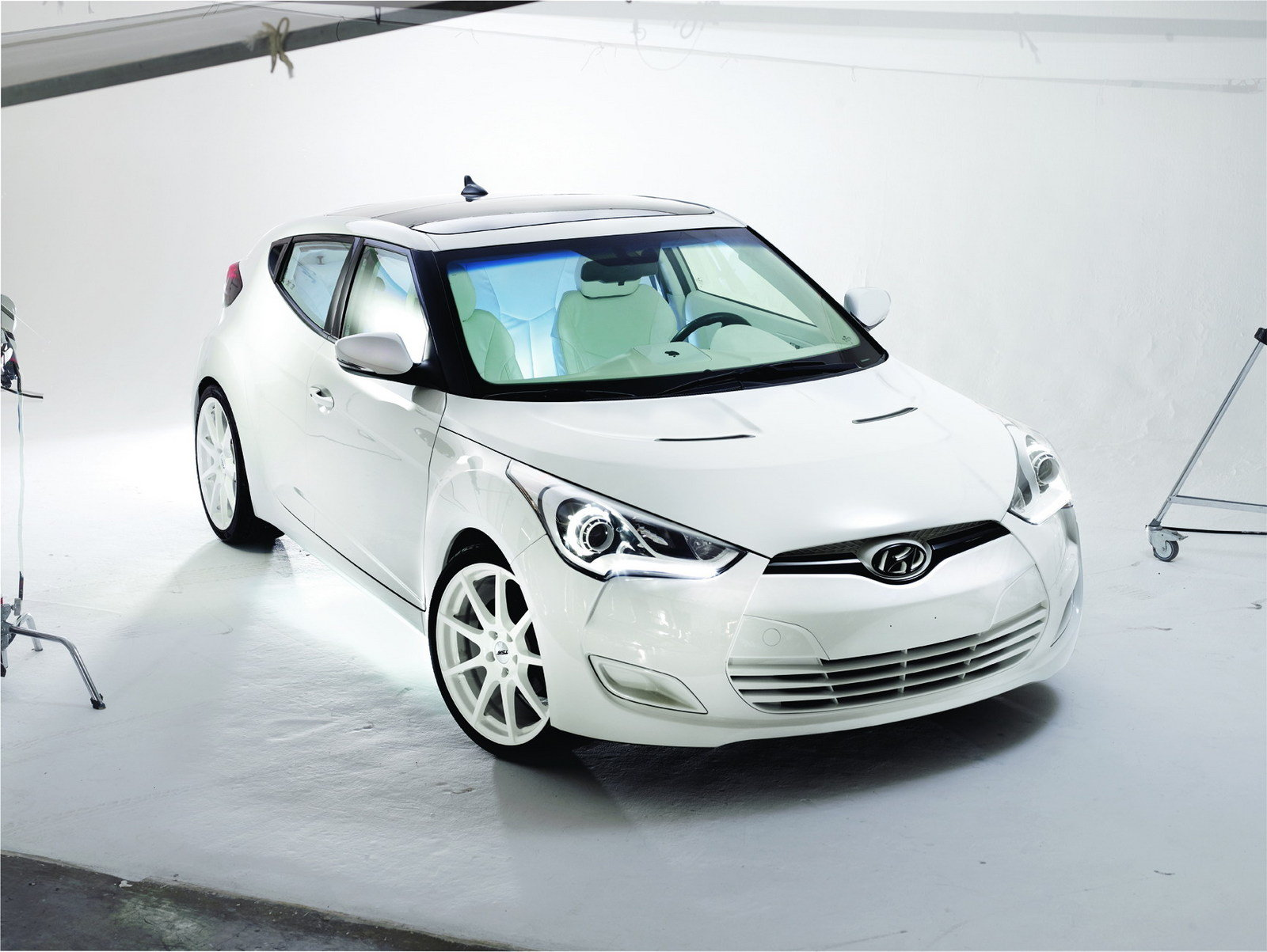2012 Hyundai Veloster Tech By Remix Top Speed