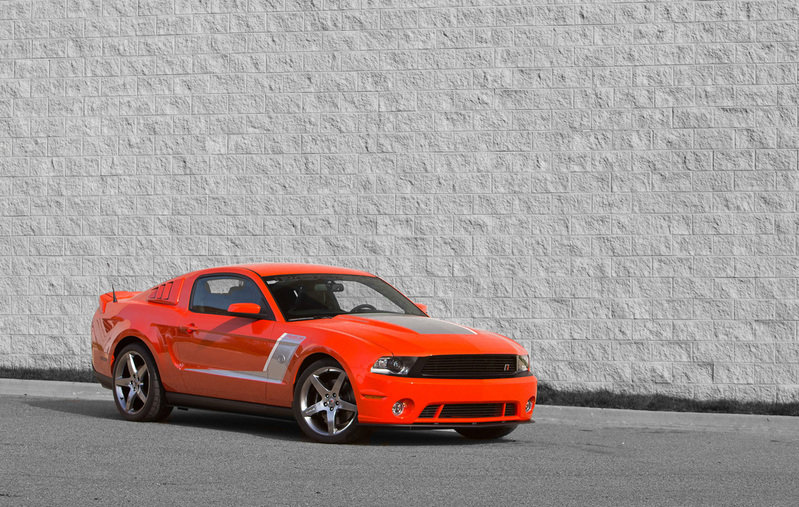 2012 Ford Mustang Stage 3 Premier Edition by Roush
