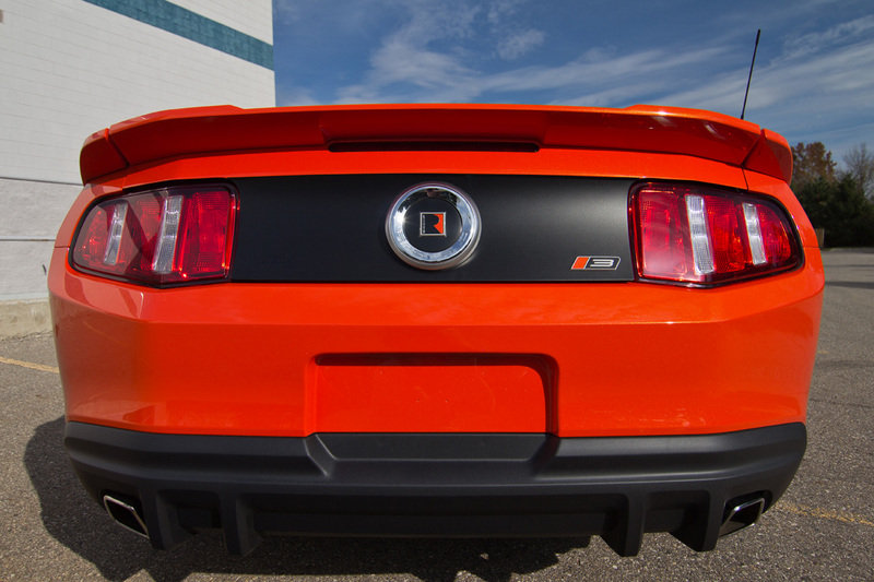 2012 Ford Mustang Stage 3 Premier Edition by Roush Exterior - image 423649