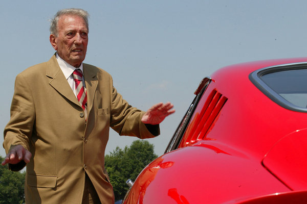 sergio scaglietti passes away at 91 picture