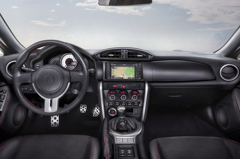 2013 Toyota GT 86 High Resolution Interior - image 428030