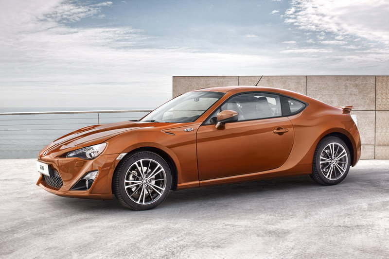 2013 Toyota GT 86 High Resolution Exterior - image 428022