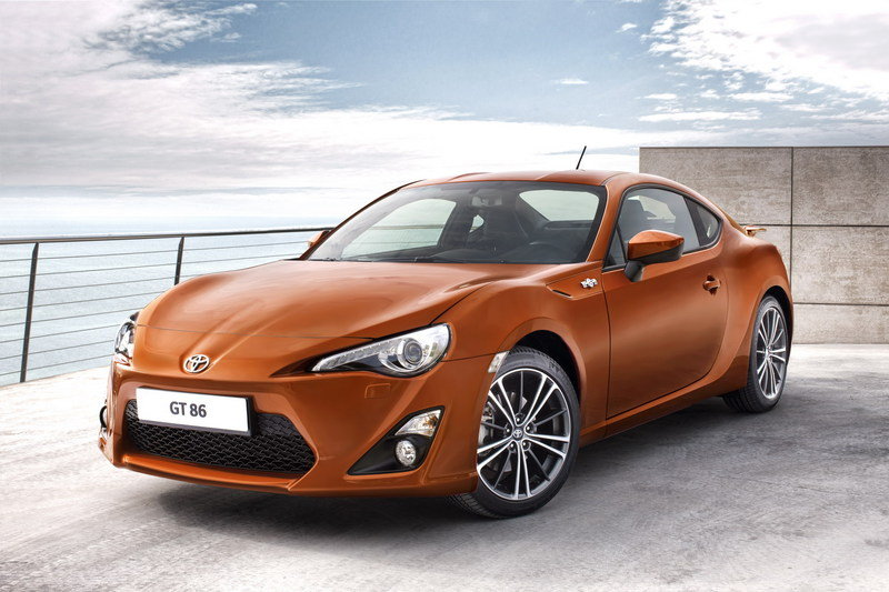 2013 Toyota GT 86 High Resolution Exterior - image 428023