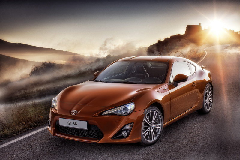 2013 Toyota GT 86 High Resolution Exterior Wallpaper quality - image 428028