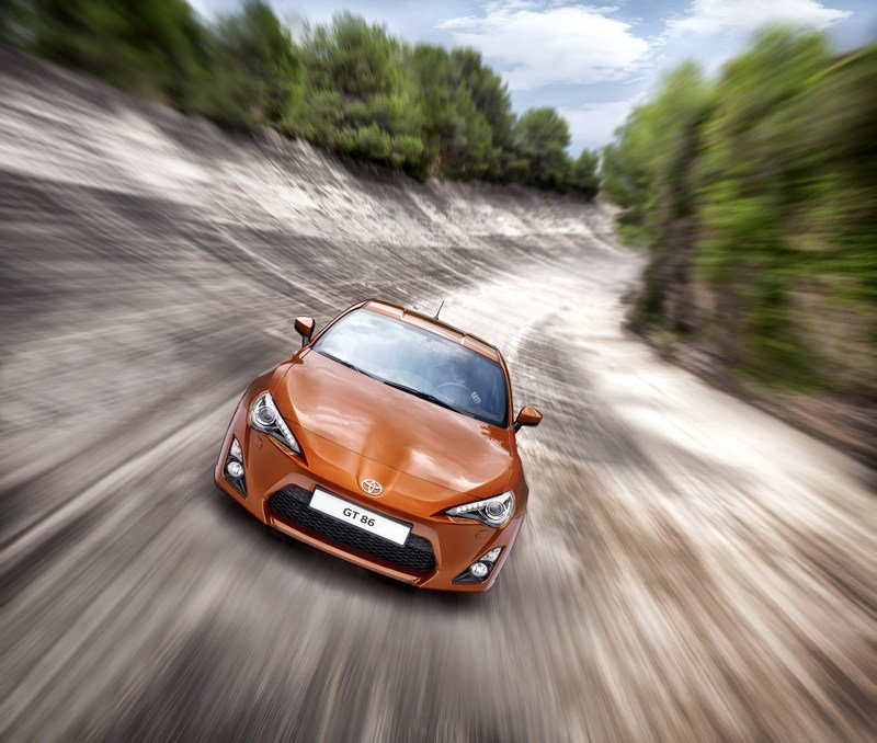 2013 Toyota GT 86 High Resolution Exterior - image 428019