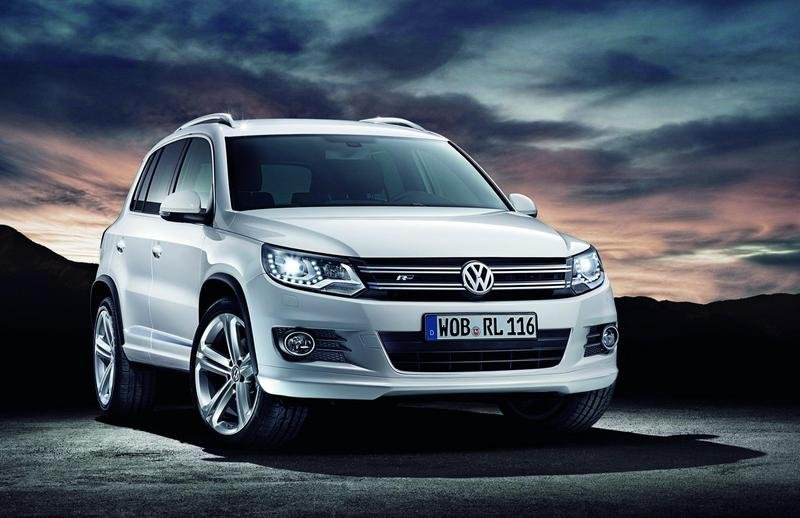 volkswagen tiguan reviews specs prices photos and videos top speed. Black Bedroom Furniture Sets. Home Design Ideas
