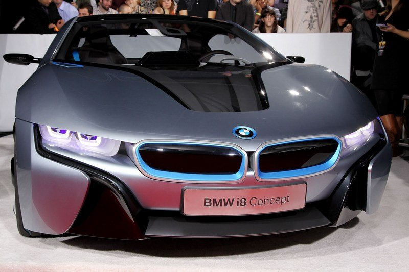 2011 Bmw I8 Concept Pictures Photos Wallpapers And Videos Top Speed