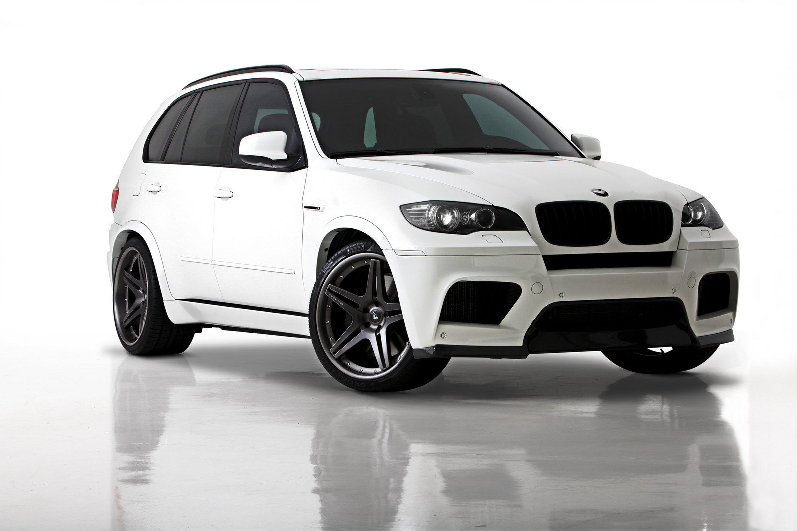 2011 Bmw X5m By Vorsteiner Top Speed