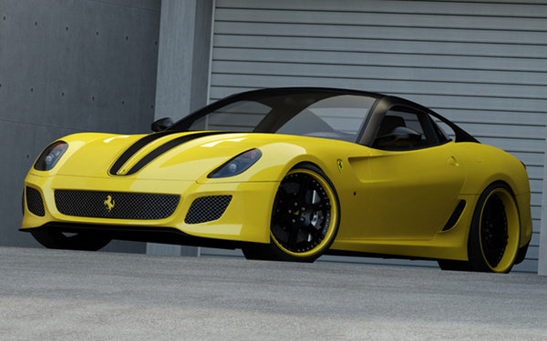 Ferrari 599 GTO by Wheelsandmore