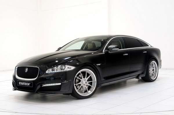 Jaguar XJ by Startech
