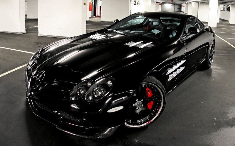 "2007 McLaren Mercedes SLR 722 ""Epochal"" by Wheelsandmore"