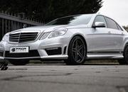 Mercedes-Benz E-Class L by Prior Design