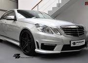 2011 Mercedes-Benz E-Class L by Prior Design - image 430756