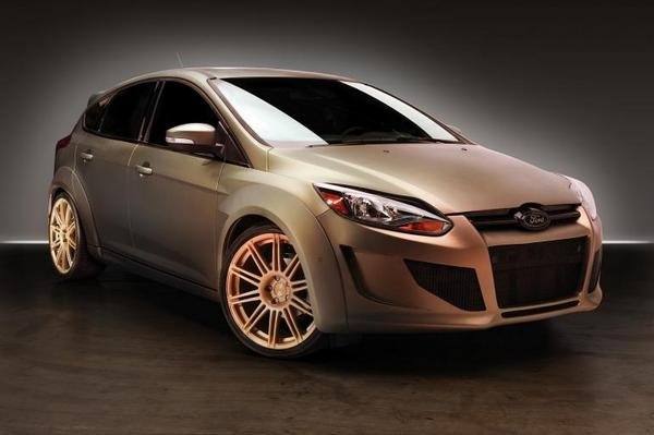 Car Paint Job >> 2012 Ford Focus ATK By Galpin Auto Sports Review - Top Speed