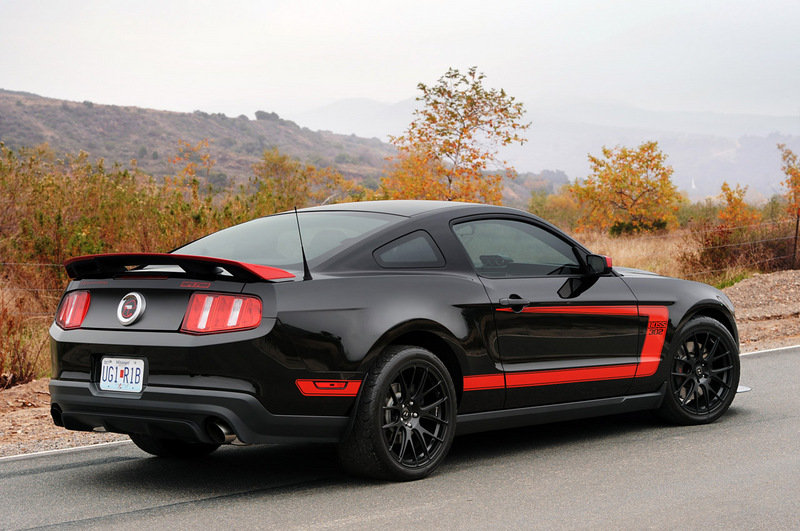 2012 Ford Mustang Boss 302 HPE700 by Hennessey High Resolution Exterior - image 430039
