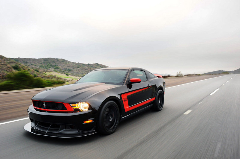 2012 Ford Mustang Boss 302 HPE700 by Hennessey High Resolution Exterior - image 430031