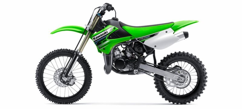 2012 Kawasaki KX 100 High Resolution Exterior - image 429673