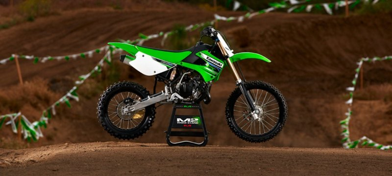 2012 Kawasaki KX 100 High Resolution Exterior - image 429674