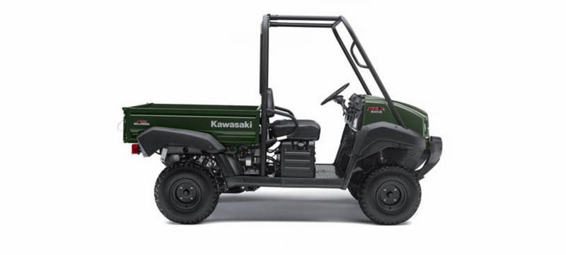 2012 Kawasaki Mule 4010 4x4 High Resolution Exterior - image 430864