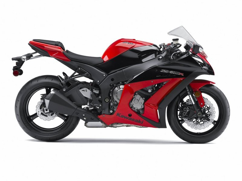 2012 Kawasaki Ninja ZX-10R ABS High Resolution Exterior - image 429009