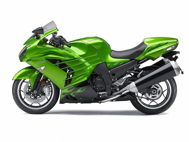 2012 Kawasaki Ninja ZX-14R High Resolution Exterior - image 428903