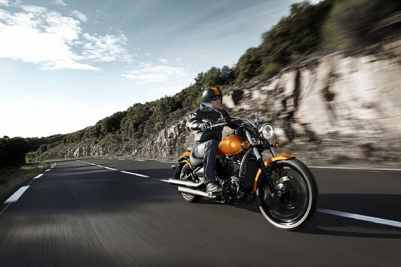 2012 Kawasaki Vulcan 900 Custom High Resolution Exterior - image 429663
