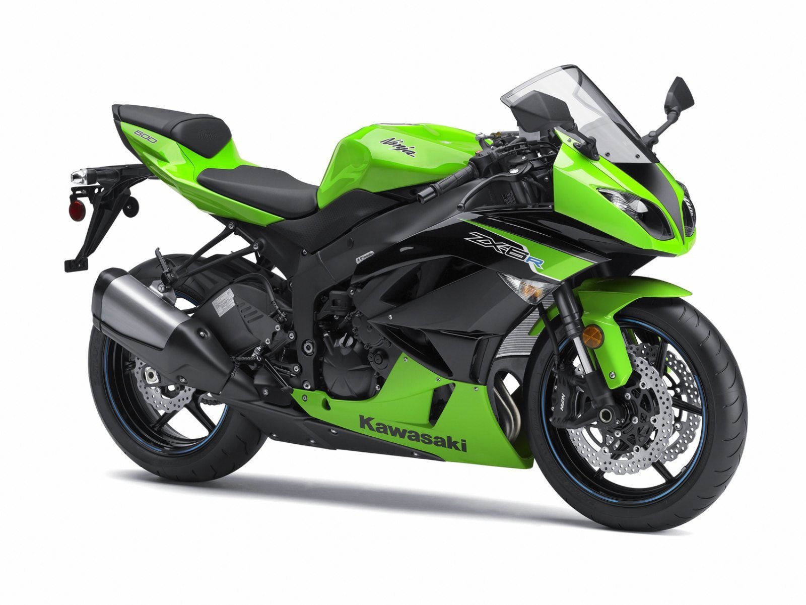 Kawasaki Ninja  Top Speed