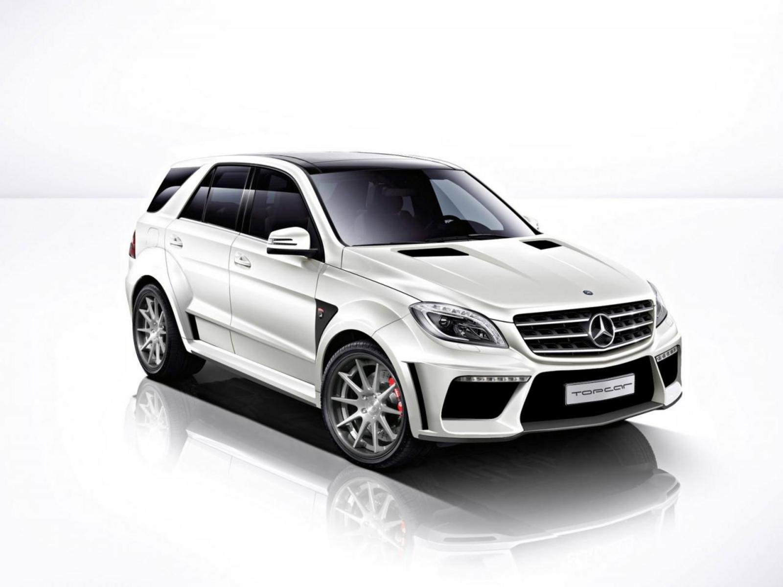 2012 mercedes ml63 amg by topcar review top speed. Black Bedroom Furniture Sets. Home Design Ideas