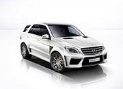 Mercedes ML63 AMG by TopCar