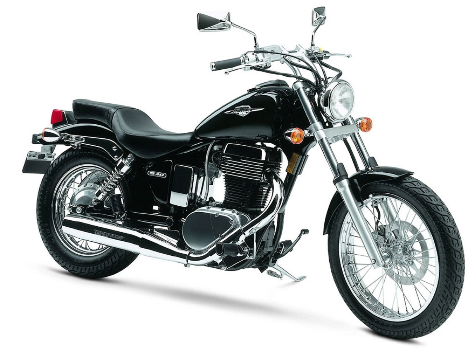 Suzuki Savage Top Speed